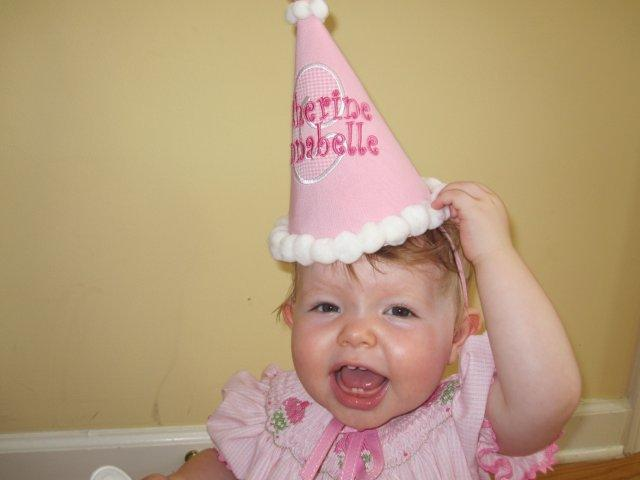 Birthday Hat - Girl