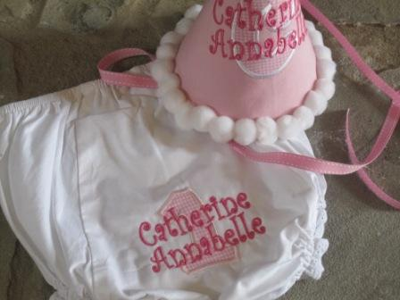 Birthday Girl Bloomers-bloomers, personalized, applique, number, girl, baby, toddler