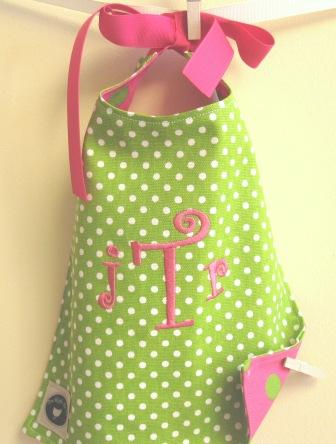 Bib - A One-of-a-Kind Toddler Bib-